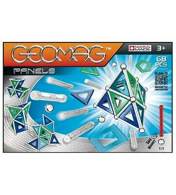 Geomag Panels 68 - Swiss made magnetic game