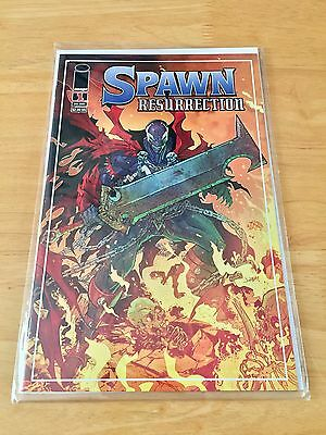 Spawn Resurrection #1 One Shot Cover A
