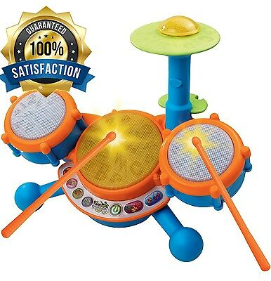 Educational Toys For 2 Year Olds Games Learning Toddlers Activity Kids Drum Set
