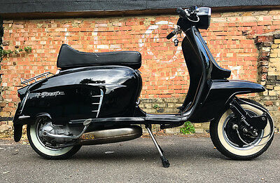 Lambretta tv175 1964, original Innocenti, MB RT tune, all original parts