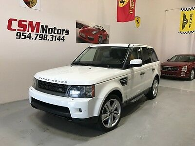 2011 Land Rover Range Rover Sport HSE LUX Utility AWD Automatic
