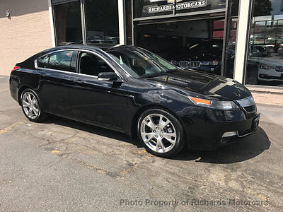 "2013 Acura TL 4dr Sedan Automatic SH-AWD Advance 19"" Wheels  Navigation  Back Up Camera  Moonroof  Heated and Cooled Seats"