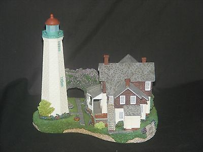 Harbour Lights Lighthouse #244 Old Point Comfort #/8000 MIB