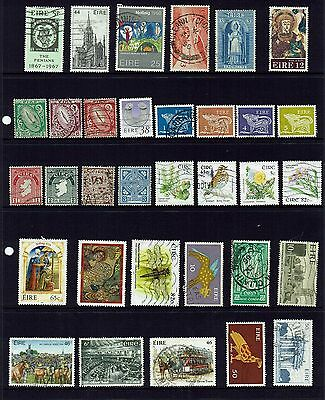 Ireland  Various Stamps  ...collection...