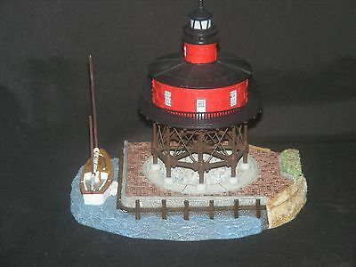 Harbour Lights Lighthouse #521 Seven Foot Knoll Society Exclusive MIB