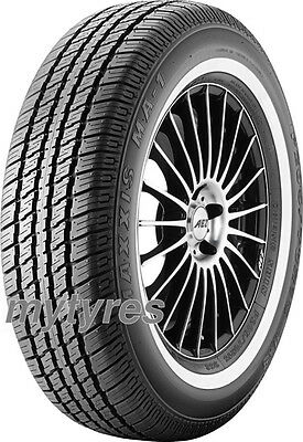 2x SUMMER TYRES Maxxis MA 1 205/75 R15 97S M+S WW