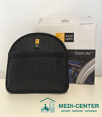 "Rollatortasche für Brille, Handy etc. / CaseLogic ""Catch All"" - NEU & OVP"