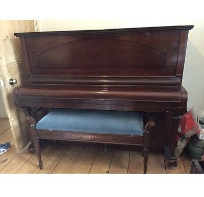 ***can Deliver***  Quality Upright 'spencer' Piano  ***can Deliver***
