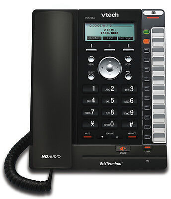 Vtech VSP726A Executive 4 Line VoIP Phone with built in DECT