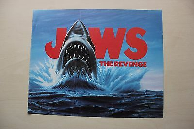 Jaws The Revenge Uk 4 Page Synopsis