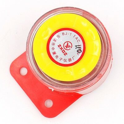 Electronic Industrial Buzzer BJ-1 110V alarm sound 2 Wire 95DB