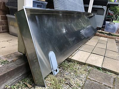 Commercial Stainless Steel Kitchen Bench