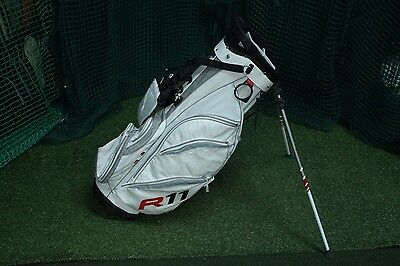 Taylormade R11 Stand Bag / White / 5-Way Divider / Tagr11001