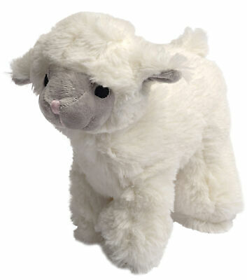 Lambland Super Soft Toy Lamb - Black and White - 15cm and 25cm