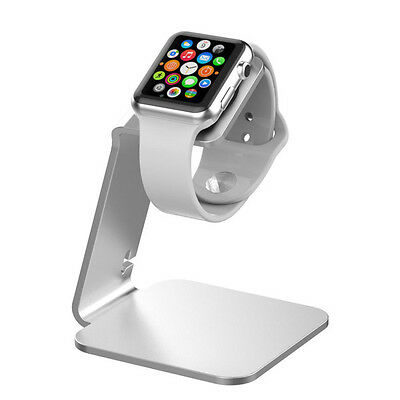 MiTagg NuStand Apple Watch 2 Stand space grey