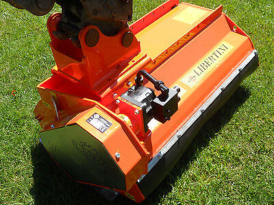 Mulcher Flail for Excavator TLBES110 (Italian Made)