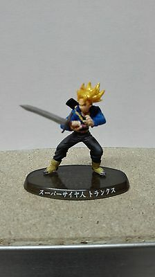 Dragon Ball Z Soul Of Hyper Trunks Ss Best Selection Figura Figure