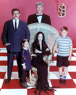 Cast The Addams Family (1964) [1044300] 8x10 photo (+ other sizes inc Poster)
