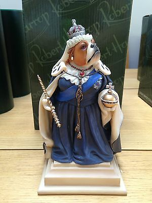 Robert Harrop Limited Edition Figure 'We are Not Amused