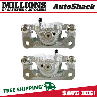 New Rear Left and Right Brake Calipers Set fits Nissan 02-17 Altima 03-08 Maxima
