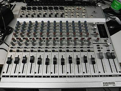 Behringer Mx2004A Eurorack Mixer - As Is