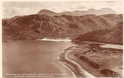 Gruinard Bay, showing Sail Mhor and an Teallach (Gairloch and Ullapool)