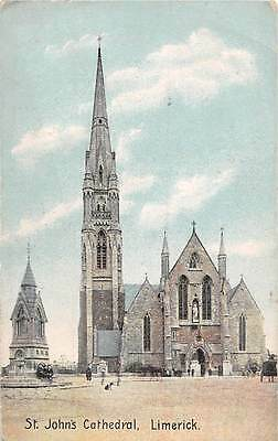 Limerick St John's Cathedral Dom