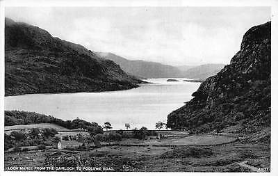 Loch Maree from the Gairloch to Poolewe Road,  Wester Ross