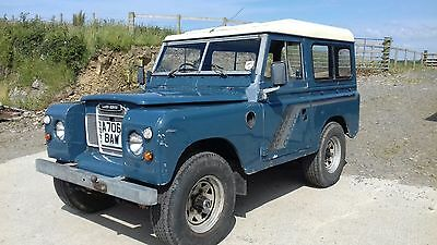 """Land Rover Series 3 County 88"""""""