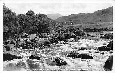 Mountain and Flood, The Gruinard River between Gairloch and Ullapool