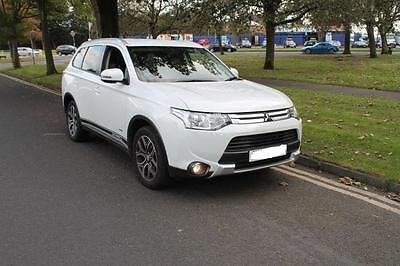 Mitsubishi Outlander 2.2DI-D Leather 7st GX3 OUTLANDER