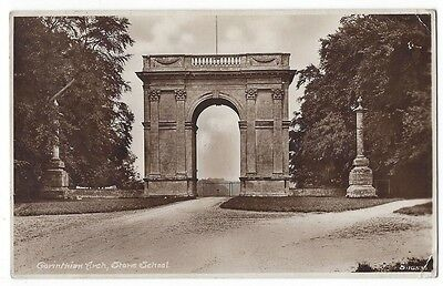 STOWE SCHOOL Corinthinan Arch, Bucks, RP Postcard Postally Used 1930, WHS Kingsw