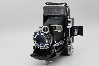 [Exc+++++] ZEISS IKON Super ikonta V + tessar 105mm f/3.5 from japan #11