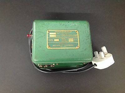 RARE Vintage - O / OO Gauge MECCANO HORNBY TRANSFORMER No.T6A  Speed Controller