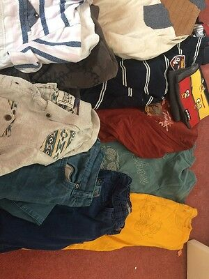 Boys Clothes Bundle 8-9 Years.  11 Items