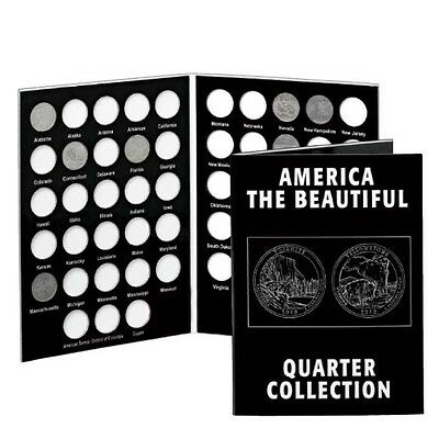 35 National Park Quarter 2010 - 2016  D Mint  im Album
