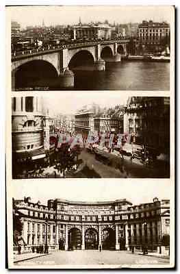CPA London London bridge The strand Admiraly Arch