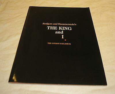 The King And I - 2000 - London Palladium - Elaine Paige - Jason Scott Lee