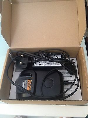 Motorola WPLN4254B for DP2400, DP3400 & DP4400 IMPRES Radio Charger