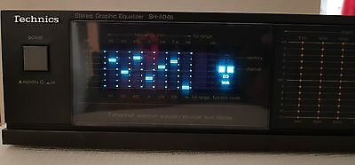 Technics SH-8046 Stereo Graphic Equalizer