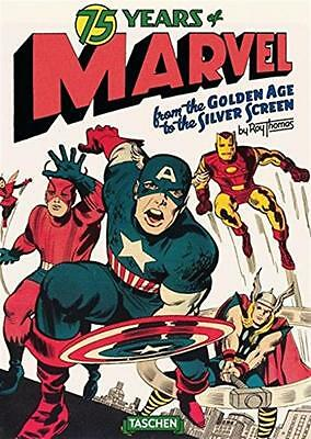 3836554801 / 75 Years Of Marvel Comics. From The Golden Age To The Silver Screen