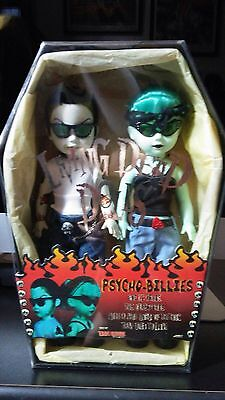 Living Dead Dolls Psycho  Billies Rockabilly Tower Records Sullen Toys Rare!