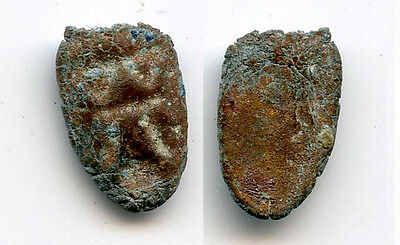 """Rare tiny """"ant nose money"""", State of Chu, Warring States Period, China 400-220BC"""