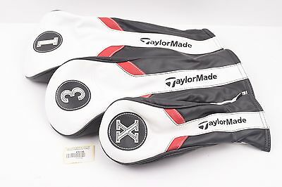 Taylormade 2017 Headcover Set / Driver Fairway & Hybrid / Tao201001