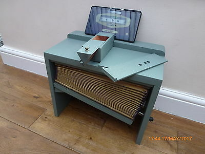 WOW Pro Accordion/Melodeon Tuning Table
