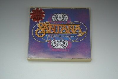 Santana: The Ultimate Collection, 3 CD's