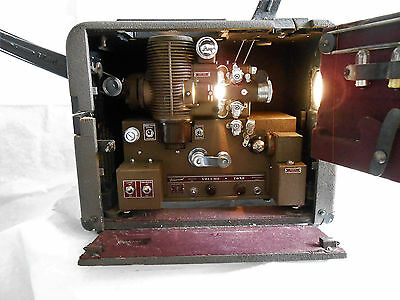 Vintage Bell and Howell Filmosound 179 16MM Movie Film Projector