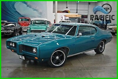 1969 Pontiac Le Mans  1969 Pontiac Lemans 468 V8 / Turbo 400 / 12 bolt  / TONS OF POWER!