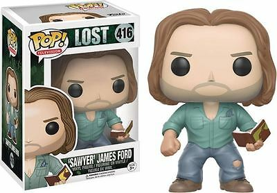 Funko Pop Television Lost Sawyer James Ford #416 New Vinyl Figure