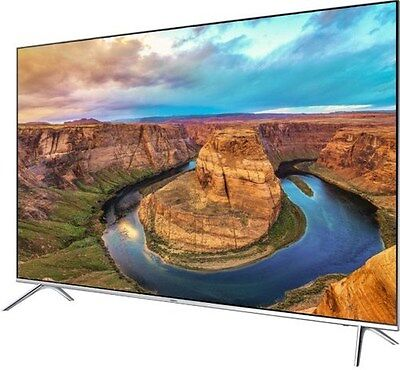 Samsung 8-Series UN55KS8000 55-inch 4K SUHD Smart LED TV - 3840 x 2160 - 240 MR